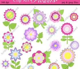 Digital Clip Art Set , Scrapbooking Cards , Clip Art for Personal & Commercial Use